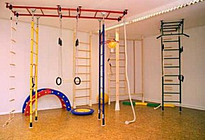 Climbing activitis, sport, children equipment